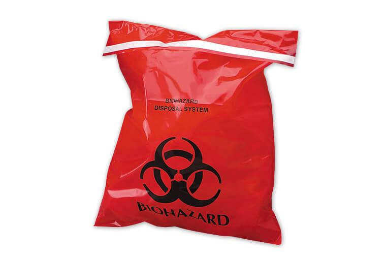 Biohazard Bags